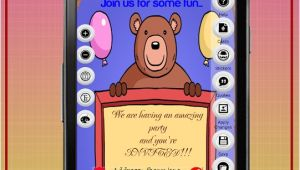 Party Invitation Maker App Party Invitation Card Maker android Apps On Google Play