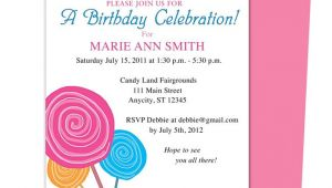 Party Invitation Message Template Pin by Paulene Carla On Party Invitations Kids Birthday
