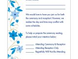 Party Invitation Reply Template Adults Only Wedding Wording