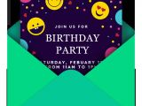 Party Invitation Template App Download Invitation Card Maker Free by Greetings island On