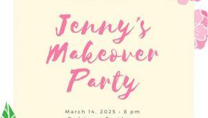 Party Invitation Template Canva Invitation Templates Canva