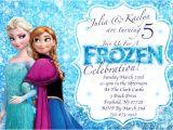 Party Invitation Template Frozen 13 Frozen Invitation Templates Word Psd Ai Free
