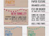 Party Invitation Template Indesign 40th Birthday Ideas Birthday Invitation Template Indesign