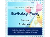 Party Invitation Template Microsoft 13 Free Templates for Creating event Invitations In