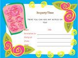 Party Invitation Template Microsoft 40th Birthday Ideas Birthday Invitation Templates for