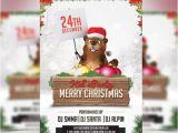 Party Invitation Template Photoshop 37 Christmas Invitation Templates Psd Ai Word Free