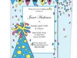 Party Invitation Template Powerpoint Birthday Party Invitation Templates Doliquid