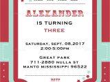 Party Invitation Template Publisher Carnival Birthday Invitation Design Template In Psd Word