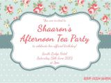 Party Invitation Template Uk A Traditional British Celebration