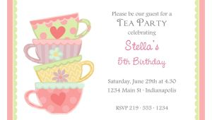 Party Invitation Template Uk Tea Party Invitation Template Google Search Tea Party