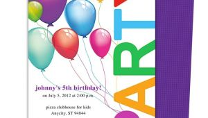 Party Invitation Template Word 5 Birthday Invitation Templates Word Excel Pdf Templates