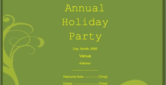 Party Invitation Templates for Free Party Invitation Templates 5 Free Printable Word Pdf