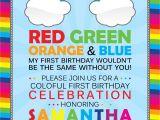 Party Invitation Templates Google Rainbow Birthday Invitations Google Search Birthdays