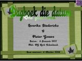 Party Invitation Templates In Afrikaans Digital Save the Date Afrikaans Invite Hello Pretty Buy
