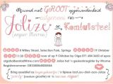 Party Invitation Templates In Afrikaans Kombuistee Uitnodigings Idees Google Search Kitchen