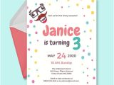 Party Invitation Video Template 61 Free Party Invitation Templates Word Psd