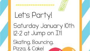 Party Invitation Writing Template Free Printable Birthday Invitation Templates