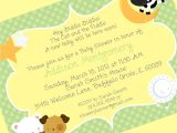 Party Rhymes Invitations Baby Shower Rhymes Oxsvitation Com