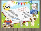 Party Rhymes Invitations Nursery Rhyme Birthday Invitation Boys Story Book