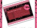 Passion Party Invitations Free Bachelorette Party Invitations Printable by