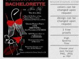 Passion Party Invitations Free Printable Naughty and Nice Black and Red Glitter Passion
