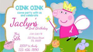 Peppa Pig Birthday Invitation Template Free Printable Peppa Pig Invitation Templates Free