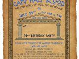 Percy Jackson Birthday Party Invitations Https S Media Cache Ak0 Pinimg Com