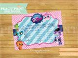 Pet Birthday Party Invitations Littlest Pet Shop Birthday Invitation Instant Download