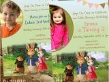 Peter Rabbit Nick Jr Birthday Invitations Peter Rabbit Invitation Peter Rabbit by Claudiapartydesigns