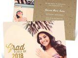 Pictures for Graduation Invitations Favorite Photo Gold Foil Graduation Announcements Pear