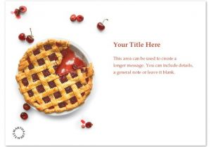 Pie Party Invitations Sweet Cherry Pie Invitations Cards On Pingg Com