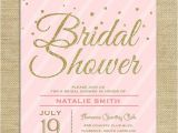 Pink and Gold Bridal Shower Invitations Etsy Best Of Bridal Shower Invitation Etsy Ideas Wedding