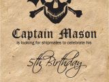 Pirate themed Birthday Party Invitations 25 Best Ideas About Pirate Invitations On Pinterest