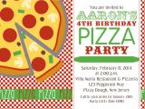 Pizza Party Invitation Email Chandeliers Pendant Lights