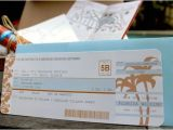 Plane Ticket Wedding Invitation Template Free Diy Airplane Ticket Invitations Printable Templates