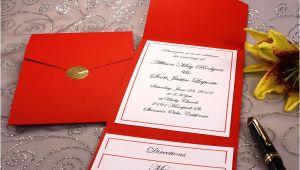 Pocket Invitation Kits for Wedding Pocket Wedding Invitations Pocket Wedding Invitations
