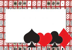 Poker Party Invitation Template Free Poker Free Printable Invitations and Boxes Fiestas