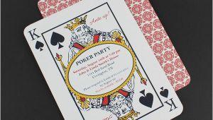 Poker Party Invitation Template Free Poker Night Invitation Template Download Print