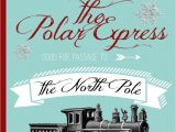 Polar Express Party Invitation Template Free All Aboard the Polar Express Madonna Living Community