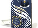 Police Academy Graduation Invitation Wording Custom Police Academy Graduation Party Invitation Card