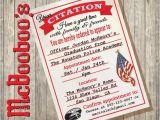 Police Academy Graduation Invitation Wording Police Academy Graduation or Retirement Party Citation
