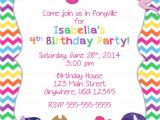 Pony Party Invitation Wording Free Printable My Little Pony Birthday Invitations Free