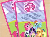 Pony Party Invites Free Printable Free Printable My Little Pony Birthday Invitation Set