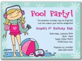 Pool Birthday Party Invitation Wording Masterly Tips to Write attractive Pool Party Invitations