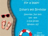 Pool Party Invitation Ideas for Adults Pics for Adult Pool Party Invitations
