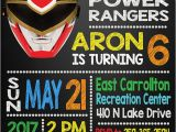 Power Rangers Birthday Invitation Template 13 Power Rangers Party Ideas Pretty My Party