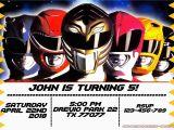 Power Rangers Birthday Invitation Template Free Power Rangers Birthday Invitation Templates Life 39 S