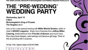 Pre Wedding Dinner Invitation Wording Pre Wedding Party Invitation Wording Cimvitation