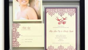 Preserving Wedding Invitations How to Turn Your Wedding Invitation Into A Keepsake