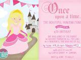 Princess 1st Birthday Party Invitation Wording Princess Party Invitation Wording – Gangcraft